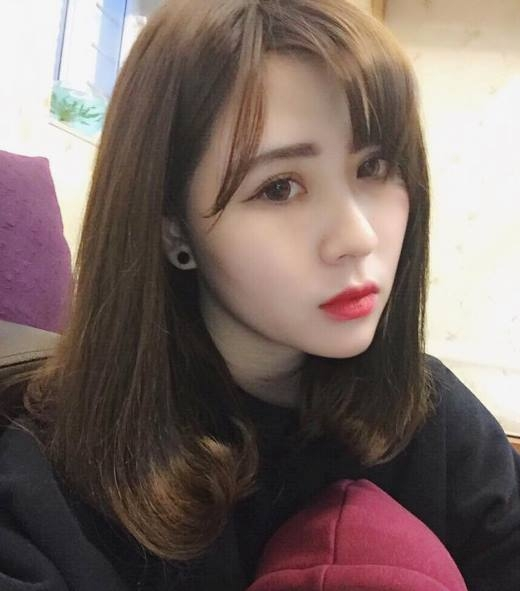Cận cảnh nhan sắc cô bạn gái xinh xắn của hot boy Kiên Hoàng