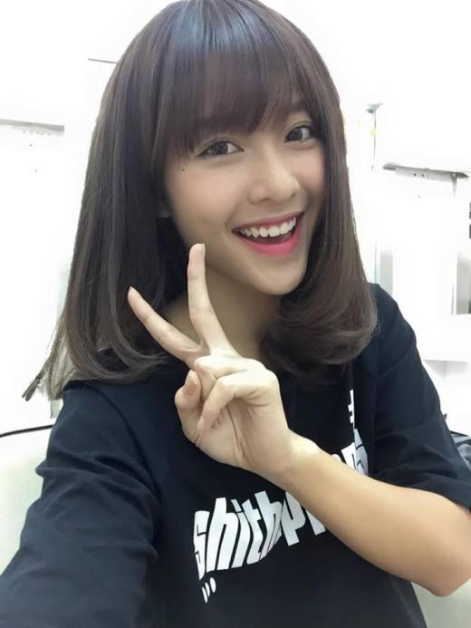 Cô hot girl boxing Khả Ngân tên đầy đủ là Trần Thị Khả Ngân, sinh năm 1997 tại TP.HCM.
