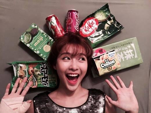 """Hiện nay, Khả Ngân là hot teen nổi tiếng nhất tại Sài Gòn, với lượng fan vô cùng """"hùng hậu""""."""