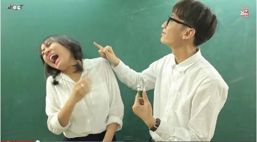 Cười ngả nghiêng với clip hậu kỳ Schooltv