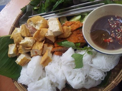 Những món ăn đậm chất bạn buộc phải ăn khi đến Hà Nội