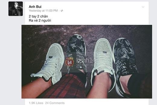 Nhiều bằng chứng hot girl Khả Ngân đang hẹn hò với rapper Andree