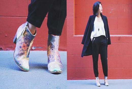 Một đôi bốt sẽ khiến bạn ăn gian hơn chiều cao