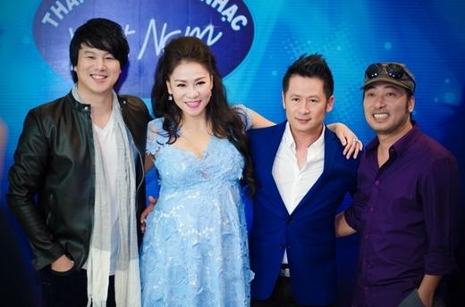 'Bộ tứ quyền lực' của vòng Audition tại Hà Nội - Tin sao Viet - Tin tuc sao Viet - Scandal sao Viet - Tin tuc cua Sao - Tin cua Sao