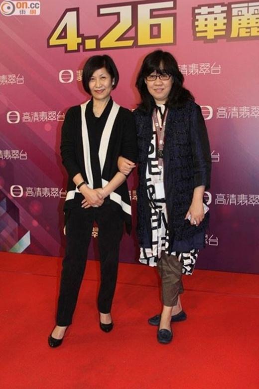 Đại diện đài TVB trả lời phỏng vấn