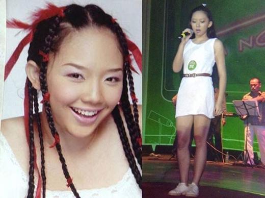 Năm 15 tuổi, cô nàng đã xuất sắc vượt qua nhiều đối thủ nặng kí để chiến thắng cuộc thi Yo! Cùng ước mơ xanh. - Tin sao Viet - Tin tuc sao Viet - Scandal sao Viet - Tin tuc cua Sao - Tin cua Sao