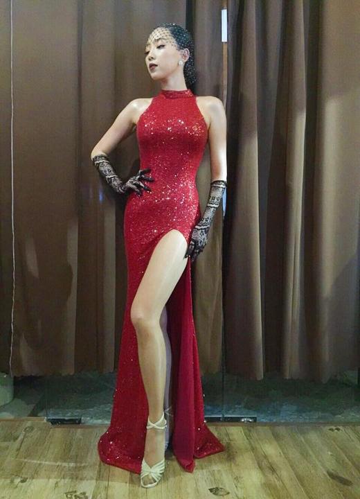 Nữ ca sĩ Tóc Tiên đang là cái tên hot nhất showbiz Việt hiện nay sở hữu một ngoại hình vô cùng quyến rũ. - Tin sao Viet - Tin tuc sao Viet - Scandal sao Viet - Tin tuc cua Sao - Tin cua Sao