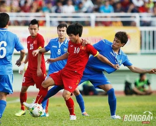 Sau trận gặp Đồng Nai HLV Miura mới tiết lộ cầu thủ bị loại.