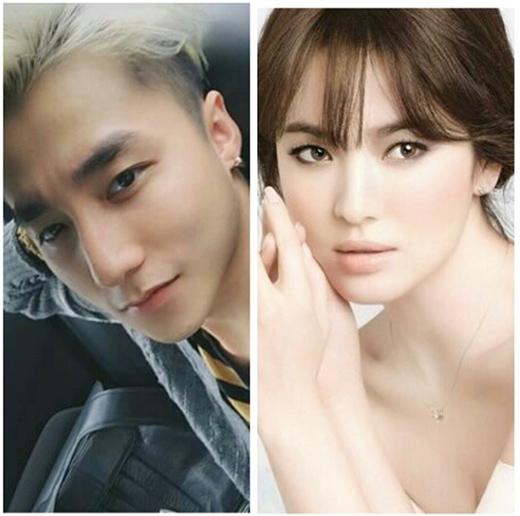 Bức ảnh ghép giữa Sơn Tùng M-TP và Song Hye Kyo gây xôn xao cộng đồng fan. - Tin sao Viet - Tin tuc sao Viet - Scandal sao Viet - Tin tuc cua Sao - Tin cua Sao