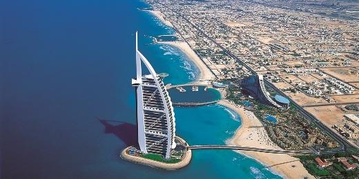 Những địa điểm du lịch đắt giá nhất ở Dubai