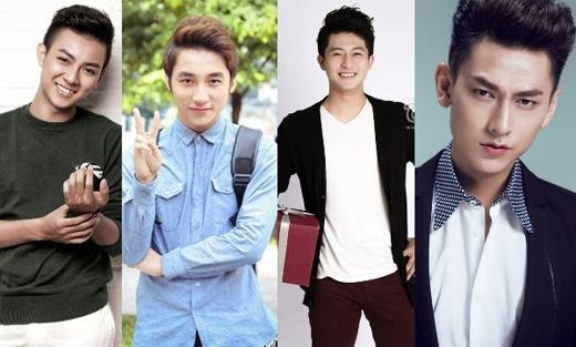 4 chàng diễn viên tay ngang sáng giá của màn ảnh Việt - Tin sao Viet - Tin tuc sao Viet - Scandal sao Viet - Tin tuc cua Sao - Tin cua Sao