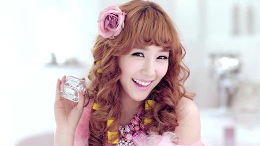 Bí quyết để có tóc mái đẹp như Tiffany (SNSD)