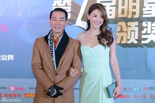 Vợ chồng Trần Tiểu Xuân