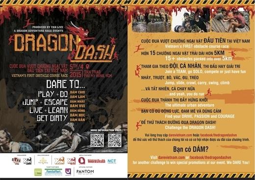 5 cái nhất không thể bỏ qua của cuộc đua Dragon Dash