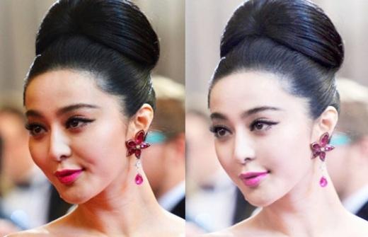 Sao nữ đẹp bội phần, trẻ không tuổi nhờ sự thần kỳ của Photoshop