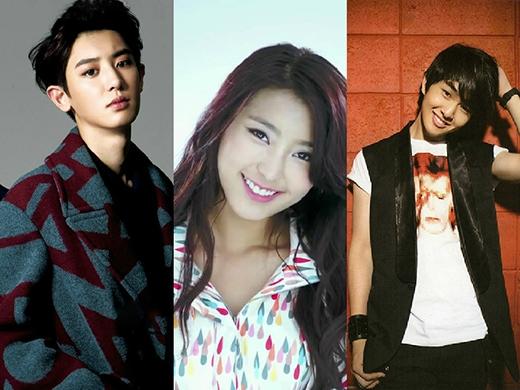 Chanyeol, Bora, Onew sẽ trực tiếp dẫn dắt chương trình Music Bank tại Hà Nội