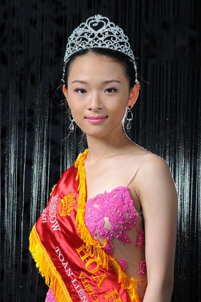 Hoa hậu người Việt tại Nga năm 2007 Trương Hồ Phương Nga. - Tin sao Viet - Tin tuc sao Viet - Scandal sao Viet - Tin tuc cua Sao - Tin cua Sao