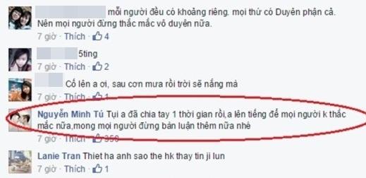 """Lâm Á Hân đã chính thức """"đường ai nấy đi"""" với bạn trai 6 năm"""