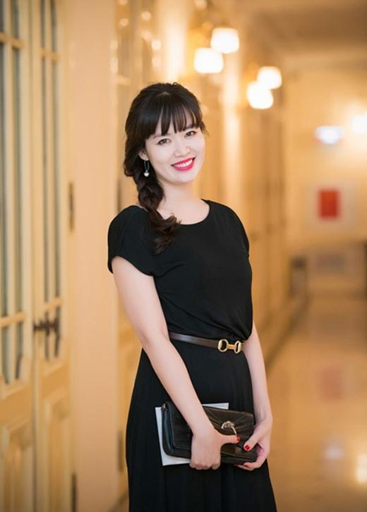 Hình ảnh xinh đẹp của cựu Hoa hậu Nguyễn Thu Thủy mới đây. - Tin sao Viet - Tin tuc sao Viet - Scandal sao Viet - Tin tuc cua Sao - Tin cua Sao