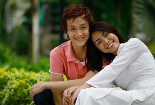 Tăng Thanh Hà cùng Lương Mạnh Hải đã tạo nên một cặp đôi diễn viên hết sức ăn ý trên màn ảnh Việt. - Tin sao Viet - Tin tuc sao Viet - Scandal sao Viet - Tin tuc cua Sao - Tin cua Sao
