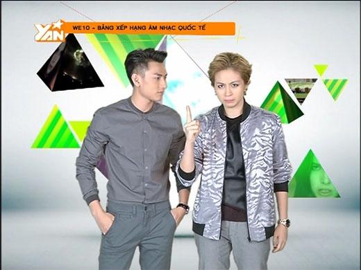 Gil Lê sẽ không tiếp tục cùng đồng hành cùng Isaac trên bảng xếp hạng âm nhạc Quốc Tế - WE10.