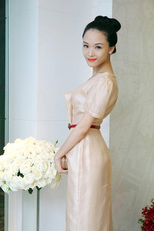 Trương Hồ Phương Nga và những lần ghi điểm với gam màu pastel