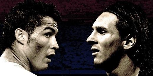 Sốc: Xuất hiện kèo thách thức Messi xỏ bóng qua khe Ronaldo