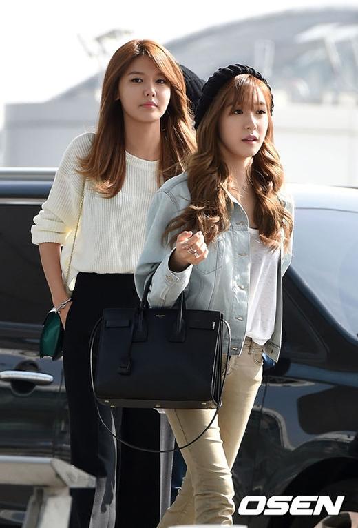 Sooyoung và Tiffany