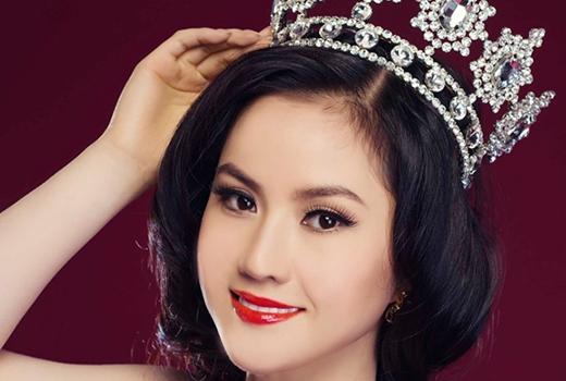 Tristine Trâm Bùi - Hoa hậu Phu nhân Toàn cầu 2012