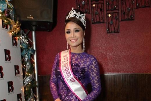 Trương Thị Tuyết Nga - Hoa hậu quý bà thành đạt 2009