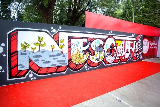 Hành trình để làm ra ly cà phê thơm ngon đậm đà được thể hiện sinh động qua nét vẽ Graffiti của nhóm The Saigon Projects - Tin sao Viet - Tin tuc sao Viet - Scandal sao Viet - Tin tuc cua Sao - Tin cua Sao
