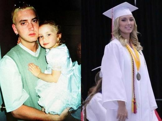 Hơn 10 năm đã trôi qua kể từ khi Eminem cho ra đời ca khúc Hailie's Song nói về cô con gái nhỏ.