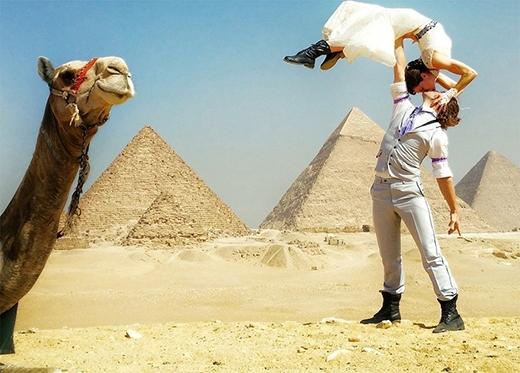Ai Cập.