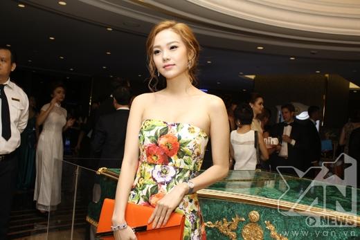Hà Hồ nhí nhảnh chụp ảnh tự sướng cùng Hoa hậu Kỳ Duyên - Tin sao Viet - Tin tuc sao Viet - Scandal sao Viet - Tin tuc cua Sao - Tin cua Sao