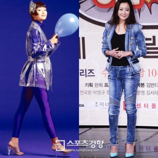 Kim Hee Sun lộ ảnh 20 năm trước trẻ như… bây giờ