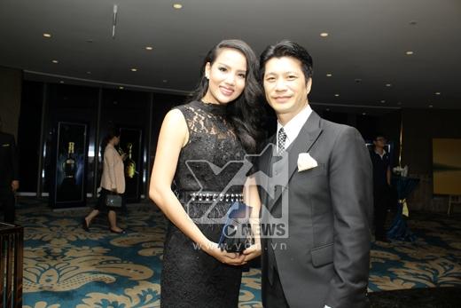 Dustin Nguyễn và bà xã BB Phạm - Tin sao Viet - Tin tuc sao Viet - Scandal sao Viet - Tin tuc cua Sao - Tin cua Sao