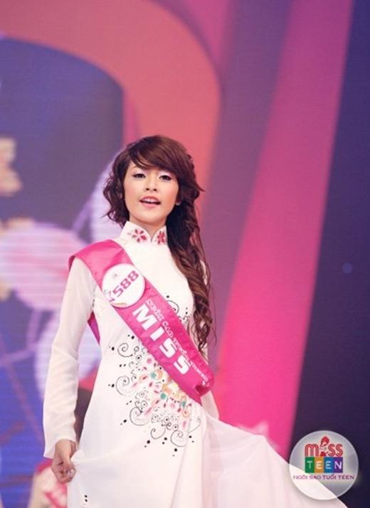 Một bước ngoặt lớn đưa Chi Pu vào làng giải trí là việc tham gia cuộc thi Miss Teen 2009. - Tin sao Viet - Tin tuc sao Viet - Scandal sao Viet - Tin tuc cua Sao - Tin cua Sao