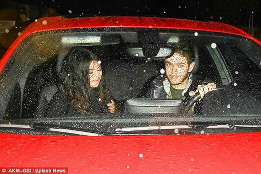 Selena và Zedd liên tục bị bắt gặp hẹn hò cùng nhau