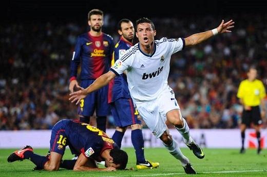 Ronaldo rất có duyên ghi bàn vào lưới Barca. Tính đến nay, CR7 có 14 lần sút tung lưới đội bóng xứ Catalunya, trong đó có 4 bàn ở 5 trận gần nhất. Phong độ của cựu sao M.U hiện chững lại, song Madridista vẫn tin anh sẽ khoan thủng hàng phòng ngự Barca trong trận cầu đêm mai.