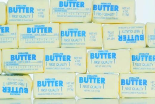 Chất béo trong cơ thể người có thể lên đến hơn 100 thỏi bơ