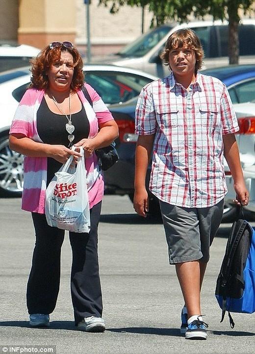 Người giúp việc và đứa con ngoài giá thú của Arnold Schwarzenegger