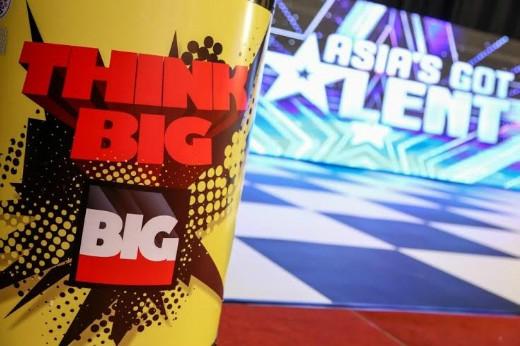 Big Cola mang hương vị khát khao đến Asia's Got Talent