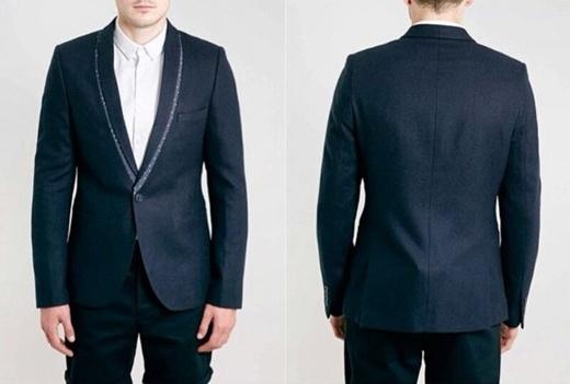 Hãy chọn những chiếc áo vest không có đường xẻ giữa ở phía sau nếu bạn không muốn thân hình của mình trông đầy đặn và kéo tụt chiều cao của bạn xuống.