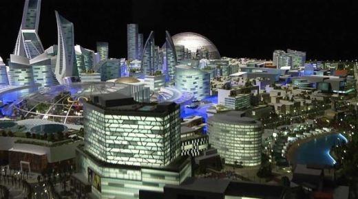 Chưa dừng lại ở đó, Dubai còn đang dự tính xây dựng một thành phố kiểm soát khí hậu với diện tích 4.450m2, gồm cả khách sạn, khu vui chơi, mua sắm… khép kín và có điều hòa.