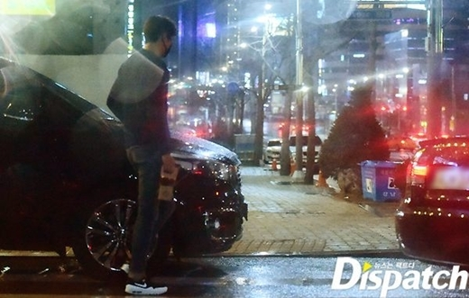 Vào ngày 17/2 vừa qua, Dispatch đã phát hiện Lee Min Ho và Suzy hẹn hò lần đầu tiên tại quán bar ở Shinsadong.