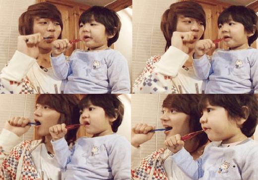 Trong chương trình Hello Baby mà SHINee từng tham gia, Minho đã vô tình tìm được một cậu bé giống y hệt mình là Yoogeun. Cả hai không chỉ sở hữu đôi mắt to mà còn có những biểu cảm giống hệt nhau. Có lẽ trong tương lai, Yoogeun sẽ trở thành một Minho thứ 2 và gia nhập làng giải trí.