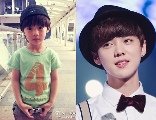 Cậu bé Ye Ziyu từng khiến cư dân mạng chao đảo về độ dễ thương của mình. Bên cạnh đó, việc giống Luhan càng khiến hình ảnh cậu bé trở nên phổ biến hơn trên các trang mạng xã hội.