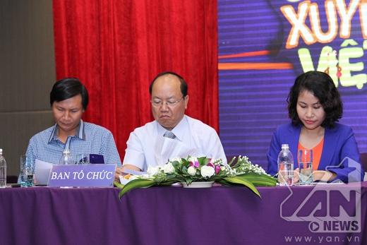 Đại diện BTC và nhà tài trợ của chương trình - Tin sao Viet - Tin tuc sao Viet - Scandal sao Viet - Tin tuc cua Sao - Tin cua Sao