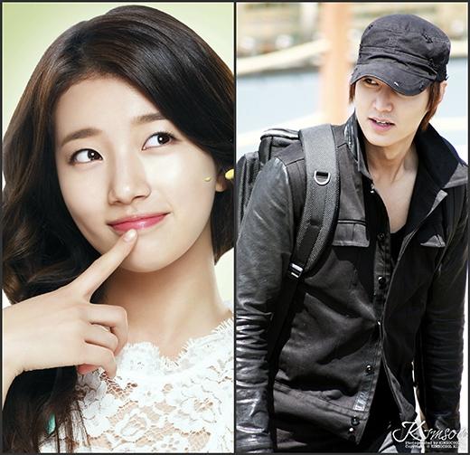Khi bộ phim City Hunter của Lee Min Ho được phát sóng trên truyền hình, Suzy đã từng chia sẻ rằng cô chưa bao giờ bỏ sót tập này. Chính vì lý do này, nhiều người đoán rằng có lẽ Suzy đã ngầm yêu Lee Min Ho từ lúc đó?