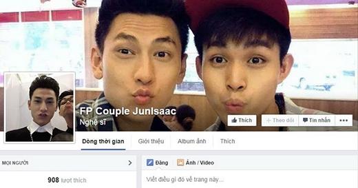 Có hẳn 1 fanpage couple cơ đấy! - Tin sao Viet - Tin tuc sao Viet - Scandal sao Viet - Tin tuc cua Sao - Tin cua Sao
